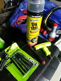 New can of fix a flat and plugs  Corpus Christi, 78412