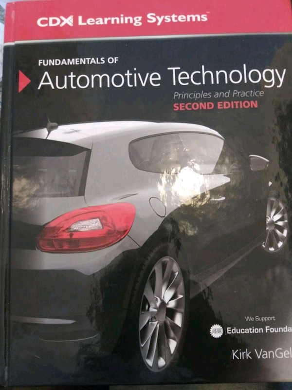Lincoln tech automotive technology book 0