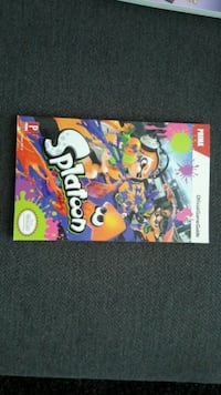 Splatoon Official Game Guide Cypress, 90630