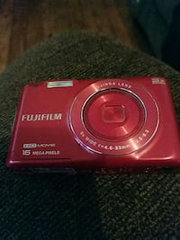 red Nikon Coolpix point-and-shoot camera Hagerstown, 21740
