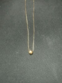 14k Gold  Chain with 14k Add a Bead Bedford, 76022
