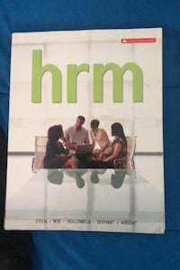 Human Resources Management Fourth Canadian Edition  Mississauga, L5J 3T2