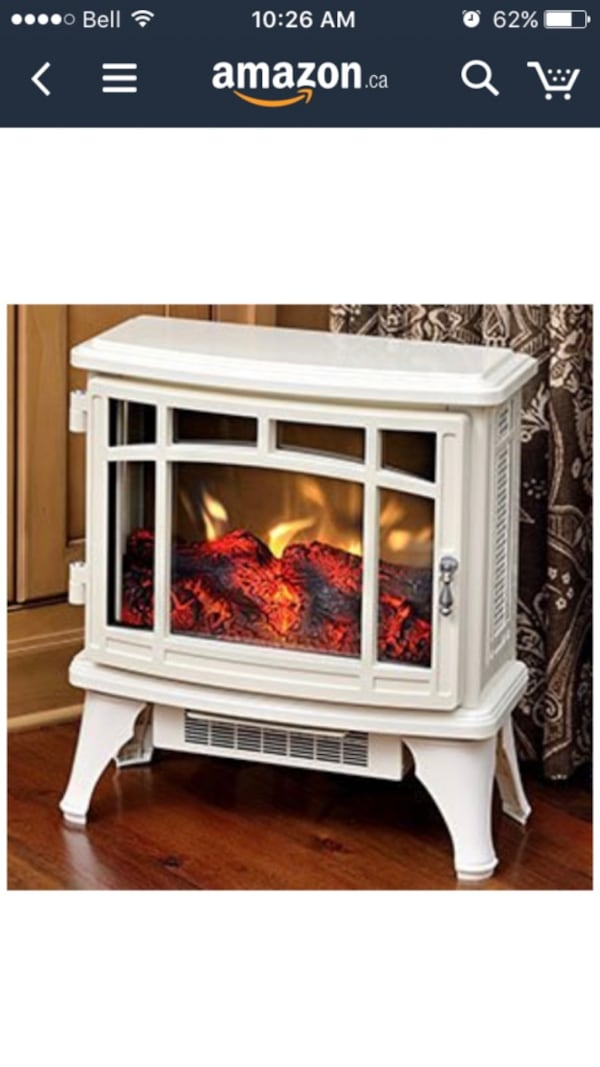 MOVING SALE - leaving October - Electric fireplace style heater e6a8ab69-fe65-4681-91bc-e83d7717e136