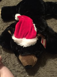 Free Christmas bear for pick up only
