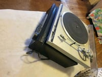 Entertainment system with attachable vinyl player College Park, 20740