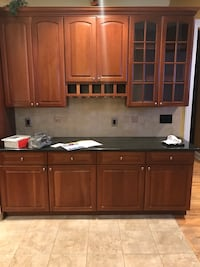 Kitchen Cabinets, Counter Tops & TV null, 08857
