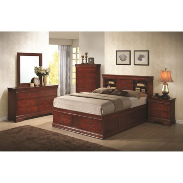 Queen 4 Pc Bedroom Set 40 Dn Free Delivery And Set