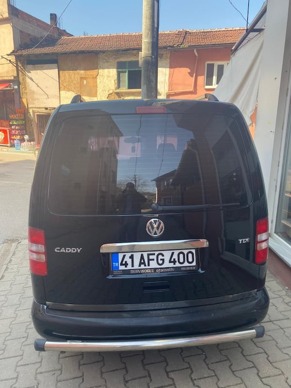 2014 Volkswagen Caddy 0ce2d039-f1ee-4631-9116-ab24bfe50346