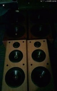 4 speakers (well, 11, 4 boxes) Sorrento, 32776