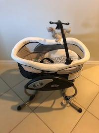 Baby glider (baby bed) Riverview, 33579