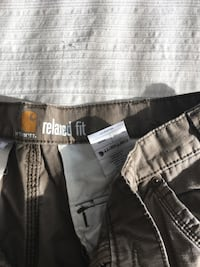 Men's 34x30 Carhart Work Pants Reston, 20191