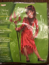 Divine Devil Quality Costume - Brand New Halloween  Centreville, 20120
