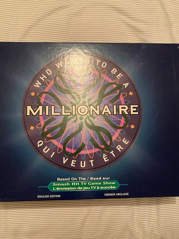 Who Wants to be a Millionaire Board Game 35697a38-ce97-4e30-b215-7c21f6ccbcfc