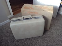 Vintage luggage mint condition