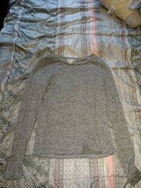 Long sleeve grey sweater Lacey, 98503