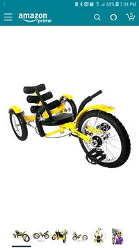 Boys Mobo Trike Lynwood, 90262