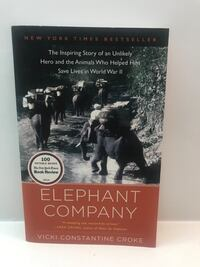 Elephant Company Book/ Novel