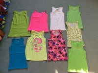 9 Girl's Tank Tops Myerstown, 17067