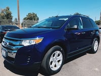 Ford - Edge - 2013 Bakersfield