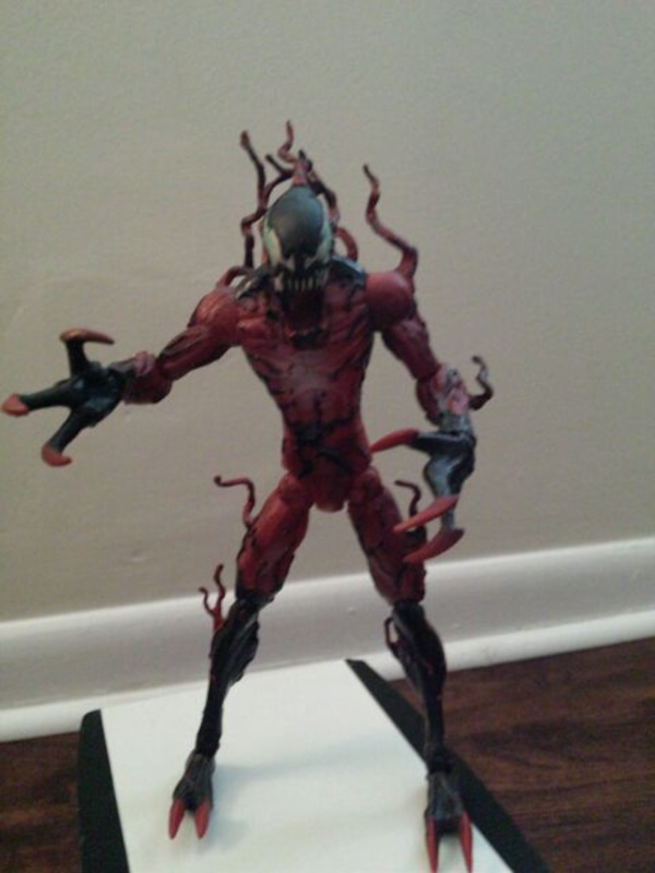 Marvel Spiderman Carnage Action Figure 5732a4fb-0990-41e0-a5f0-3343790577ae