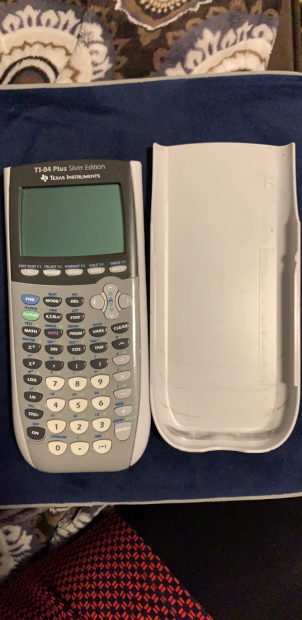 Calculater TI-84 plus graphing