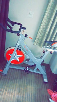 black and red stationary bike Springfield