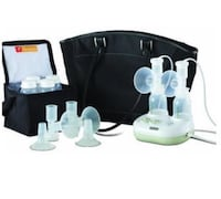 Brand new Ameda Double Electric Breast Pump Toronto, M1R 2H7