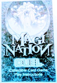 MagiNation Collectible Card Game lot Catonsville, 21228