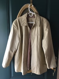 New  leather jacket size L Gaithersburg, 20879