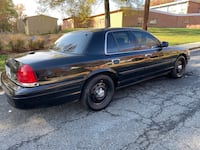 2008 Ford Crown  Vic INTERCEPTOR Beltsville