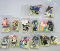LEGO Minifigures Series 19 Full Set Of 16 Minifigures Coquitlam