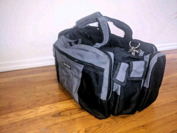 Used Pilot Original Flight Gear Bag For