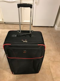 Black colour travel bag (size 2 ft and 8 inches) Coquitlam, V3E