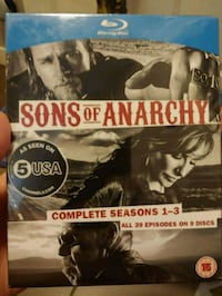 Sealed sons of anarchy season 1.2.3 Surrey, V3S