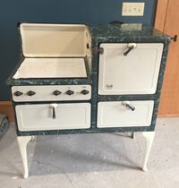 Roberts and Mander Antique Gas Cookstove Albion, 04910