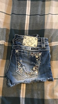 miss me shorts  size 26 Vacaville, 95687