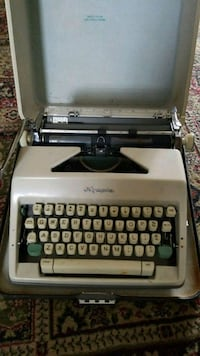 gray and black Olympia typewriter Ontario, 91764