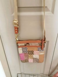 Coach crossbody bag.