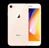 IPhone 8 64 GB Unlocked Sterling, 20164