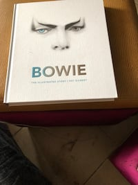 ATTENTION DAVID BOWIE FANS!!! Bowie-The Illustrated Story by Pat Gilbert (see full, detailed description below). Orlando, 32808