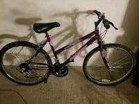 black and red hardtail mountain bike Baltimore, 21211