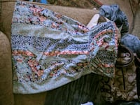 white and pink floral textile Dallas, 75212