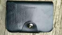 Leather wallet New