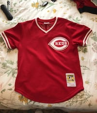 Throwback Cincinnati reds Larkin jersey size medium  Pembroke Pines, 33024