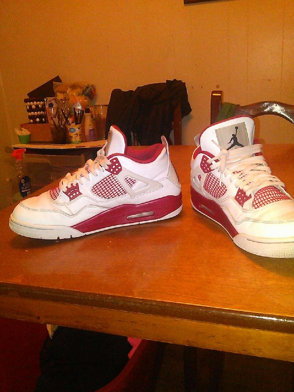 buy online 5d1f3 bdf15 Retro Jordan 4s ( Alternate 89)