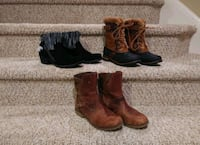 $45 each New Women's Size 8 Boots Woodbridge, 22193