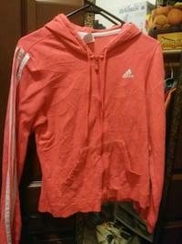 red Nike zip-up hoodie Little Falls, 56345