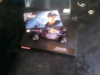 Scalextric.coche f1 red bull RB5 Barcelona, 08003
