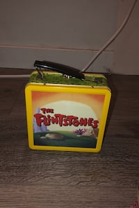 Flintstones Collectable Tin