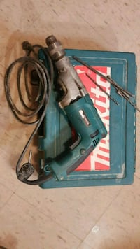 Makita power drill works perfectly